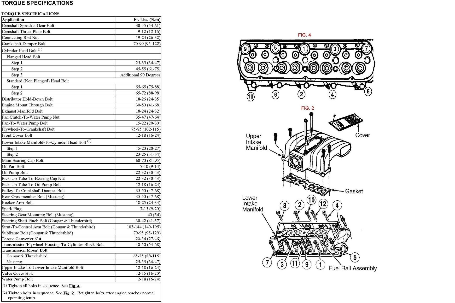 Wrg-4232] Engine Diagram For A 1999 Ford F 150 4 6 Tritan