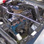 1971 Mustang Engine Information - Thriftpower Inline 6 (250