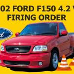 2002 Ford F150 4.2 V6 Firing Order - Youtube