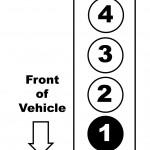 2009 Ford Escape 2.5L Firing Order — Ricks Free Auto Repair