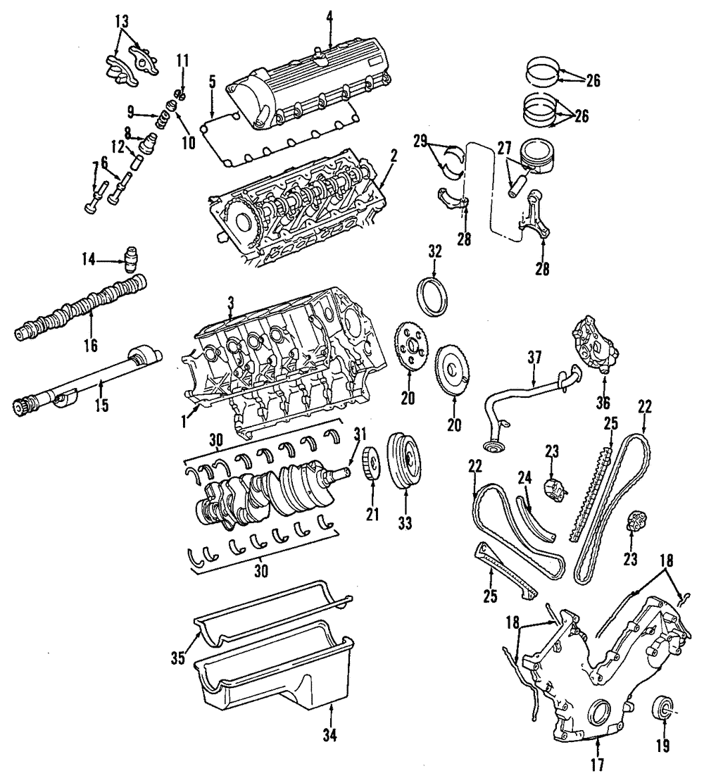 Details About Genuine Ford Cylinder Head 9C2Z-6049-Ca