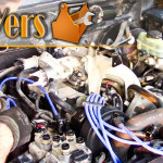 Diy: Ford 2.5L 4Cyl Spark Plug And Wire Replacement