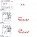 Firing Order Diagram 4 6 Liter Ford Engine - Center Wiring