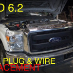 Ford 6.2 Spark Plug & Wire Replacement ( Tips And Tricks)