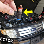 Fuel Injector Replacement Ford Edge 3.5 Taurus Fusion Flex Lincoln Mkx Mkz