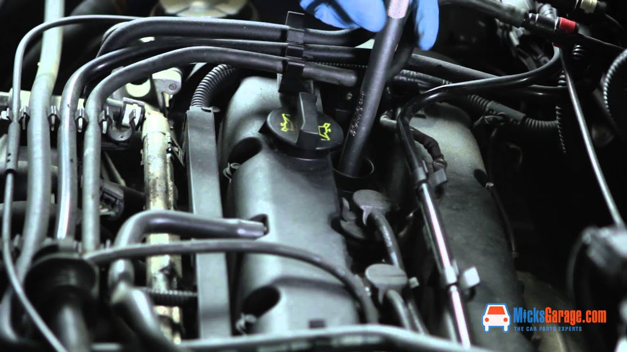 How To Change The Spark Plugs On A Ford Focus