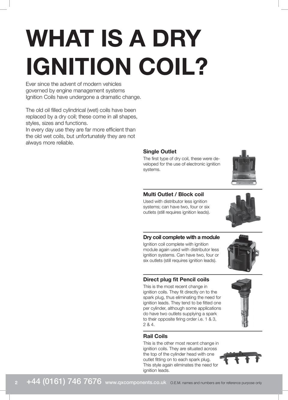 Ignition Coil Application Guide - Pdf Free Download