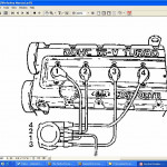 Sapphire Cosworth 4X4 Firing Order Needed - Passionford