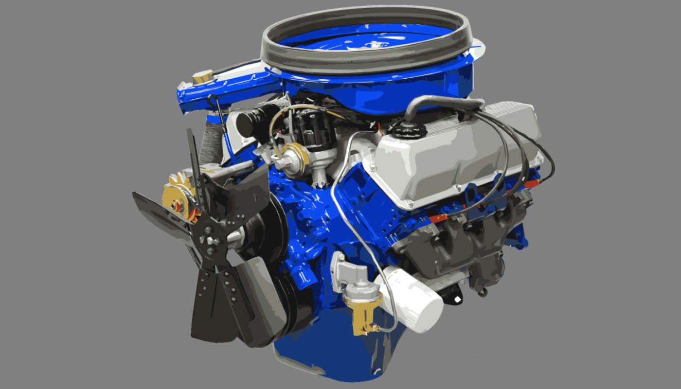 Straightening Out Ford's 351 Ci Engines   Rare Car Network