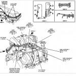 Xy_9055] 1994 Ford Explorer Spark Plugfiring Orderthe Coil