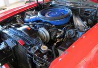 1970 Mustang Engine Information & Specs – 351 Cleveland V8