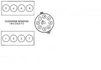 1994 318 Spark Plug Wire Diagram – 2004 Dodge Stratus Fuel