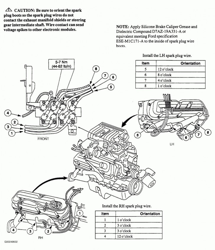 Permalink to 1996 Ford Explorer Firing Order