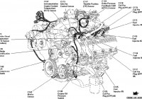 1997 Ford 4 2L Engine Diagram Full Hd Version Engine Diagram