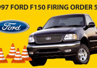1997 Ford F150 Firing Order 5.4 – Youtube