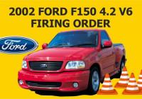2002 Ford F150 4.2 V6 Firing Order – Youtube