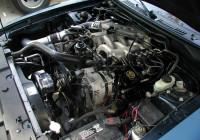 2002 Mustang Engine Information & Specs – 232 Essex V6