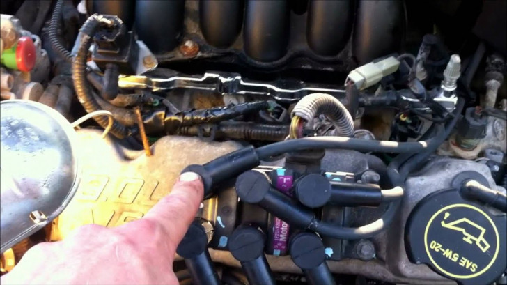 Permalink to 2001 Ford Taurus Spark Plug Firing Order