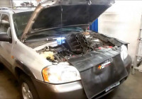 2004 Mazda Tribute / Ford Escape 3.0 V6 Spark Plug Replacement