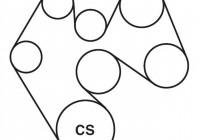 2005 Ford Explorer Serpentine Belt Diagrams — Ricks Free