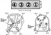 2007 Honda Accord Firing Order Diagram – Center Wiring