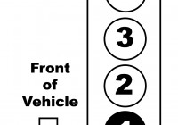 2009 Ford Ford Ranger 2.3L 4-Cyl Firing Order — Ricks Free