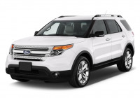 2011 Ford Explorer Review, Ratings, Specs, Prices, And