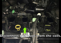 2013 Ford Explorer 2.0 Ecoboost Spark Plug Replacement.