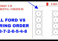 5 4 Liter Engine Firing Order Diagram – Audi A6 Glove Box