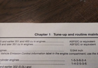 94 5.0 Spark Plug Gap – Ford Truck Enthusiasts Forums