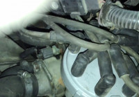 Changing Distributor Cap And Rotor On A 1996 Ford F-150 5.0L V8