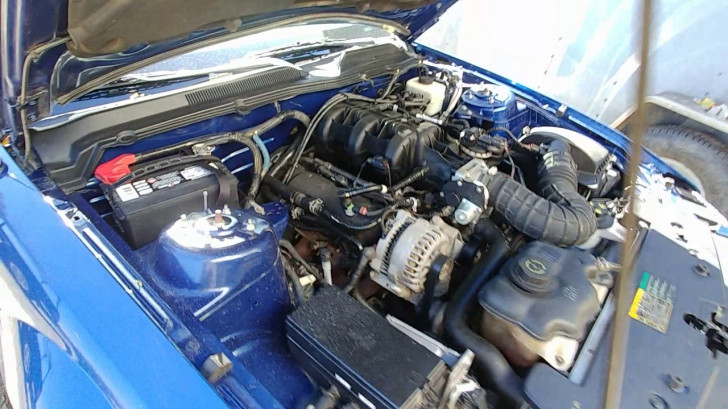 Permalink to 2005 Ford Mustang Firing Order
