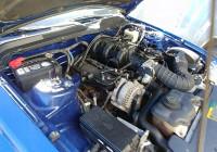 Cylinder Numbers & Firing Order On 4.0L V6 Mustang 2005-2010