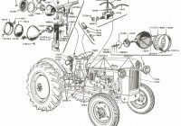 Diagram] 1950 Ford Jubilee Tractor Wiring Diagram Full