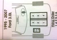 Diagram] 2005 Ford 3 0 V6 Plug Wire Diagram Full Version Hd