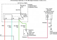 Diagram] 89 Ford Ranger Injector Wiring Diagram Full Version