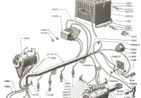 Diagram] Ford 9N Tractor Spark Plug Wiring Diagram Full