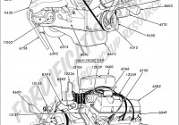 Engine Assembly – 8 Cylinder 352, 360, 390 (Fe) – Typical