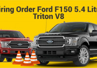 Firing Order Ford F150 5.4 Litre Triton V8 – Youtube