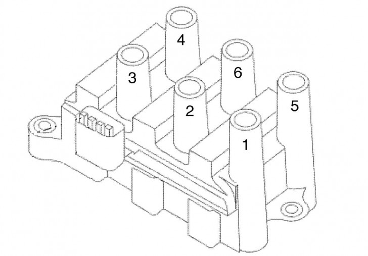 Permalink to 2001 Ford Windstar 3.8 Firing Order Diagram