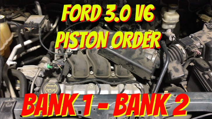 Permalink to 2008 Ford Escape 3.0 Firing Order