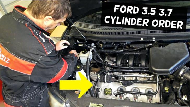Permalink to 2009 Ford Taurus Firing Order