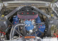 Ford 351 Cleveland Engine Number Location