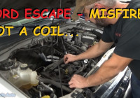 Ford Escape – Misfire