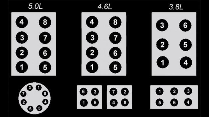 Permalink to Ford 4.6 Firing Order Diagram