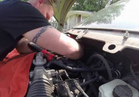 Ford Freestar Ignition Coil Replacement: Fixing Fords Across America-  Indiana