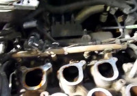 Ford Freestar Misfire Condition – Youtube