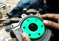 Ford Ikon 1.6 Petrol Rocam Engine Timing And Engine Overhaul