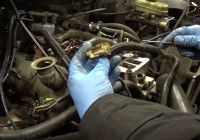 Fuel Injectors, Distributor, And Upper Intake Manifold Reinstall On 1988  Ford Ranger