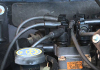 Gc Ignition Wire Set Install For Ford Explorer_Eng